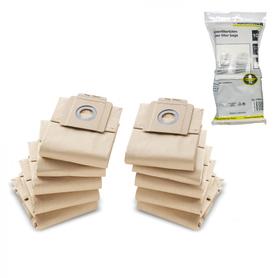 Papierowe worki filtracyjne (10szt.), 6.904-333.0 Karcher
