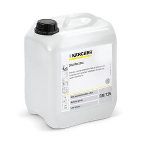 RM 735 Środek dezynfekujący, 5 L Karcher