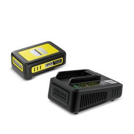 Zestaw: szybka ładowarka + bateria 18 V / 2.5 Ah