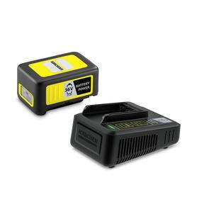 Zestaw: szybka ładowarka 36 V + bateria 36 V / 2.5 Ah