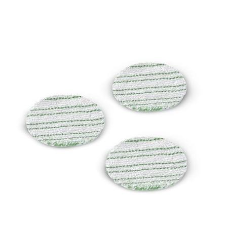 Pady polerujące - parkiet lakierowany / laminat(3szt.) Karcher