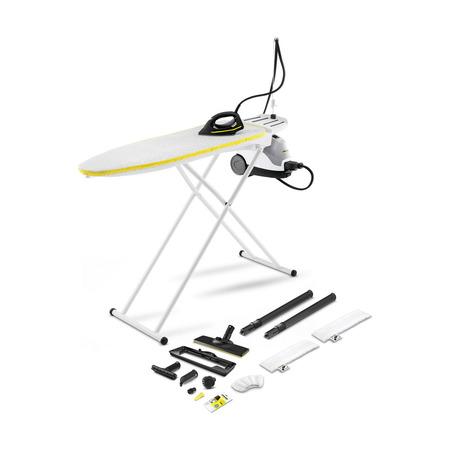 SI 4 EasyFix Premium Home Line w zestawie: parownica, deska do prasowania z żelazkiem  Karcher