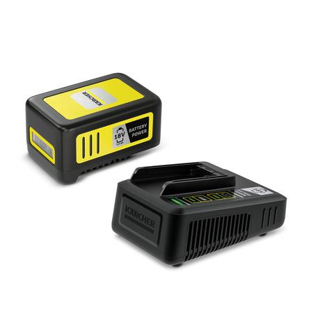 Zestaw: szybka ładowarka + bateria 18 V / 5.0 Ah