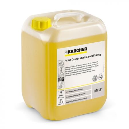 RM 81 ASF Eco!efficiency Aktywny środek czyszczący, 10l Karcher