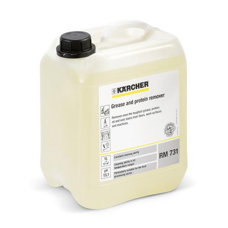 RM 731 Rozpuszczalnik tłuszczy i białek, 5l Karcher