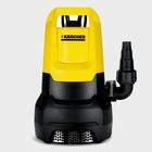 W zależności od poziomu wody włącza lub wyłącza pompę i zabezpiecza ją przed pracą na sucho.