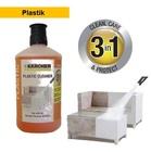 Środek do czyszczenia plastiku 3 w 1, 1 L